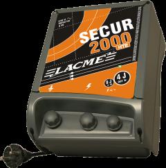 Electrificateur sur secteur Secur 2000 HTE - LACME