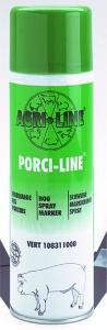 Bombe à marquer - Porci-Line - Vert