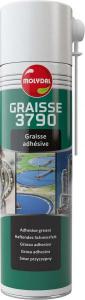 Graisse marine - Molydal - Graisse 3790 - Aérosol de 650 ml