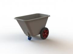 Chariot à aliments - 220 Litres - EMP
