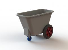 Chariot à aliments - 150 Litres - EMP