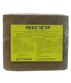 Mina Bio Ovin - Bloc de 10 kg