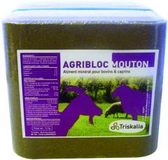 Agribloc Mouton - Bloc de 12 kg