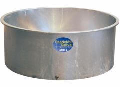 Bac de pâturage galvanisé - 600 L