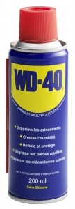 Dégrippant - WD 40 - 200 ml