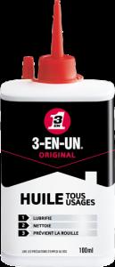 Huile tous usages - 3 en 1 Original - Burette 100 ml