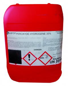 Peroxyde d'hydrogène - Fût de 200 L