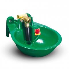 Abreuvoir en fonte avec branchement multidirectionnel - La buvette