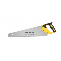 Scie égoïne Jet Cut - Coupe fine de débit petite section - 450 mm - Stanley