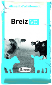 Breizvo - Farine - Sac de 25 kg