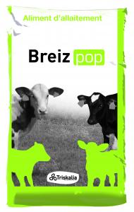 Breiz Pop - Farine - Sac 25 kg