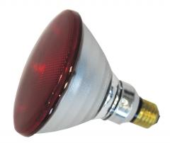 Ampoule infrarouge I PAR - Philips - 175 W - Rouge