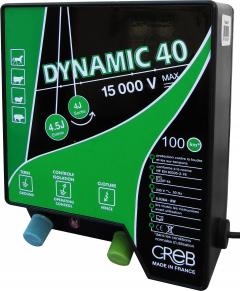 Électrificateur sur secteur Dynamic 40