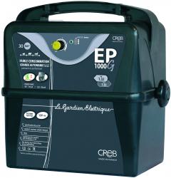 Électrificateur portable sur pile ou suraccu EP 1000 G
