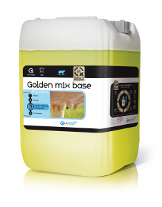 Golden Mix Base - Bidon de 22 kg