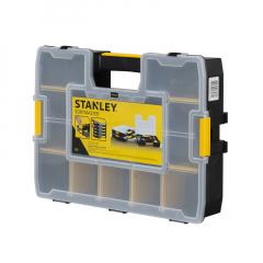 Organiseur à intercalaires mobiles Sortmaster - 43 x 9 x 33 cm - Stanley