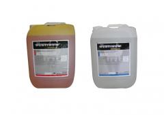 Désinfectant protecteur Platinum - 2 x 20 L