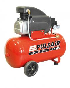 Compresseur - 50 litres - 2 CV - Monophasé