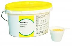 Mélange remplacement de l'alimentation lactée - Benfital Plus - Seau de 3 kg