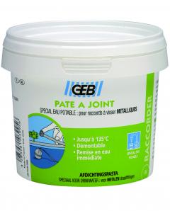 Pâte à joint eau potable - GEB
