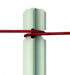 Piquet PVC 25 x 25 de 1,30 m