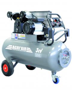 Compresseur - 150 litres - 3 CV - Triphasé