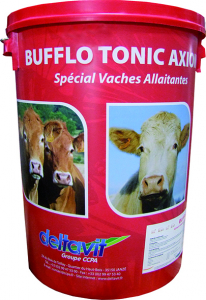 Bufflo Tonic Axion - Granulés - Seau de 22 kg