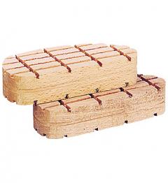 Semelles en bois - Pour Septicare II Bond Express - Soins & hygiène