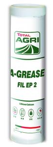 Graisse multi-usages EP2 - Molydal - Multi TP - Cartouche de 400 gr