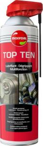 Dégrippant multifonctions - Molydal - Top 10 - Aérosol de 650 ml