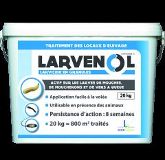 Larvenol - Seau de 20 kg