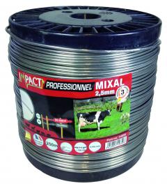 Fil Mixal impact Pro - 250 m x 2,5 mm