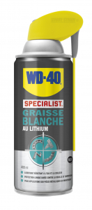 Graisse blanche - WD 40 Spécialist - 400 ml