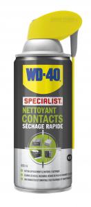 Nettoyant contact - WD 40 Spécialist - 400 ml