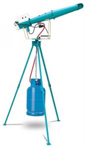 Canon mécanique - Volgeur - Bazooka DBS - MC - Avec trépied