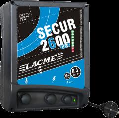 Électrificateur sur secteur Secur 2600HTE - LACME