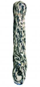 Longe sisal de 2,20 m - Noir - Ø14