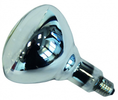Ampoule Philips infrarouge à vis - Blanche - 150 W