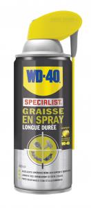 Graisse en spray - WD 40 Spécialist - 400 ml