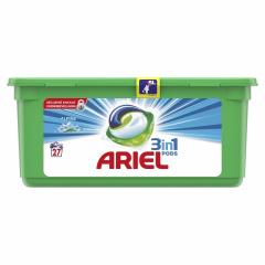 Lessive Ariel - Pods Alpine - 27 doses