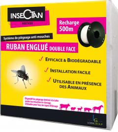 Recharge ruban englué - Insectan - 500 m