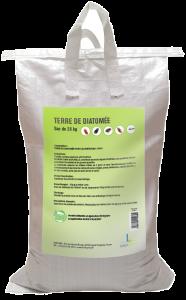 Insecticide -  Terre de Diatomée  - 20 kg