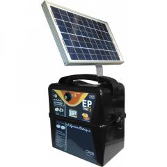 Électrificateur portable avec panneau solaire 12 W - EP 1700 SOL 12