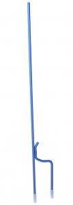 Piquet métallique H de 1 m