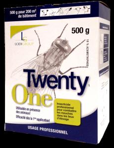 Twenty One - Boîte de 500 g