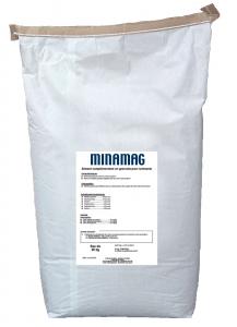 Minamag - Farine - Sac de 25 kg