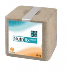 Nutrifix Herbe - Bloc de 15 kg