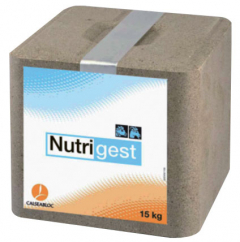 Nutrigest - Bloc de 15 kg