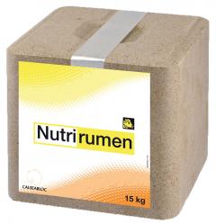 Nutrirumen - Bloc de 15 kg