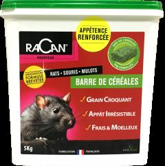 Racan barre de céréales - Appétence renforcée - 5 kgs